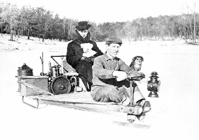 History of the Snowmobile