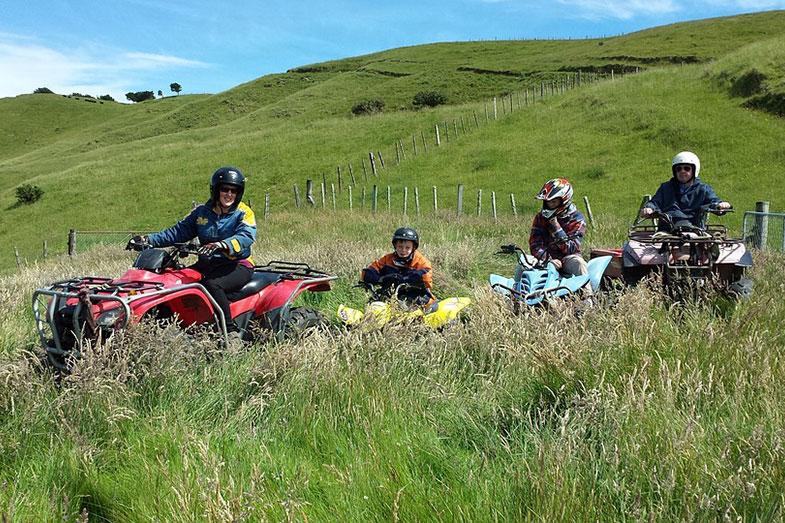 Quad Bikes Family