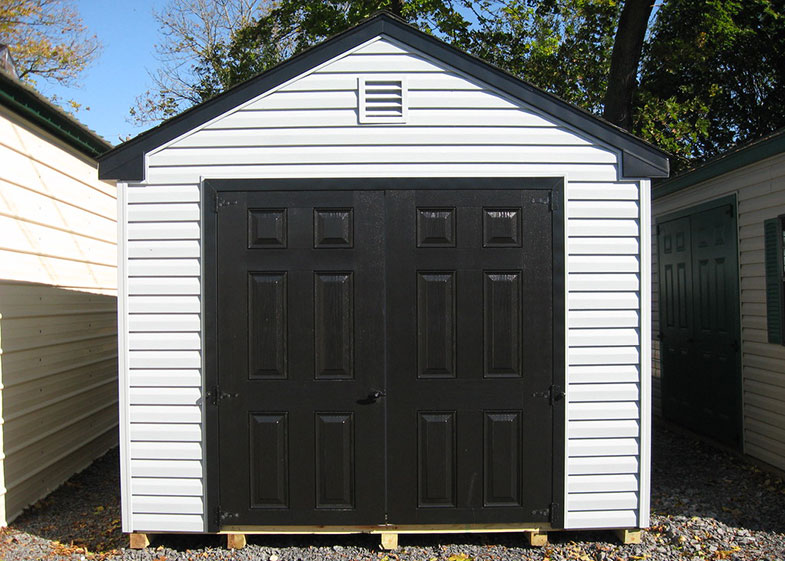Shed for Storing ATV