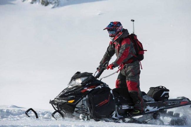 What Size Trailer Do I Need for My Snowmobile?
