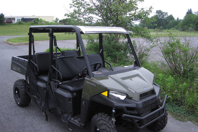 How to Check Hours on the Polaris Ranger