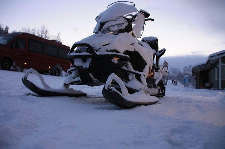 Snowmobile Cold