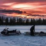 How Much Weight Can a Snowmobile Pull?