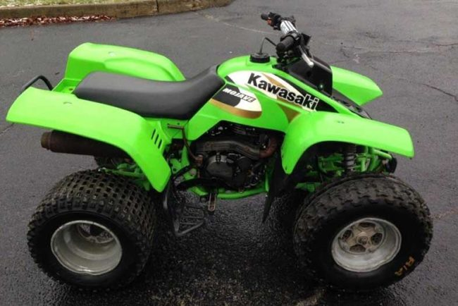 Kawasaki Mojave 250 Specs and Review
