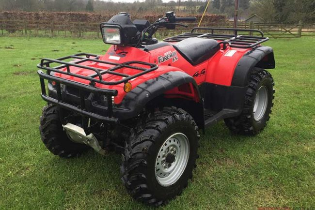 Honda Foreman 450 – Complete Review and Specs