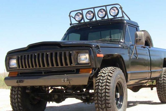 Jeep J10 Specs and Full Review