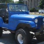 Jeep CJ5 vs. CJ7: What's the Difference?