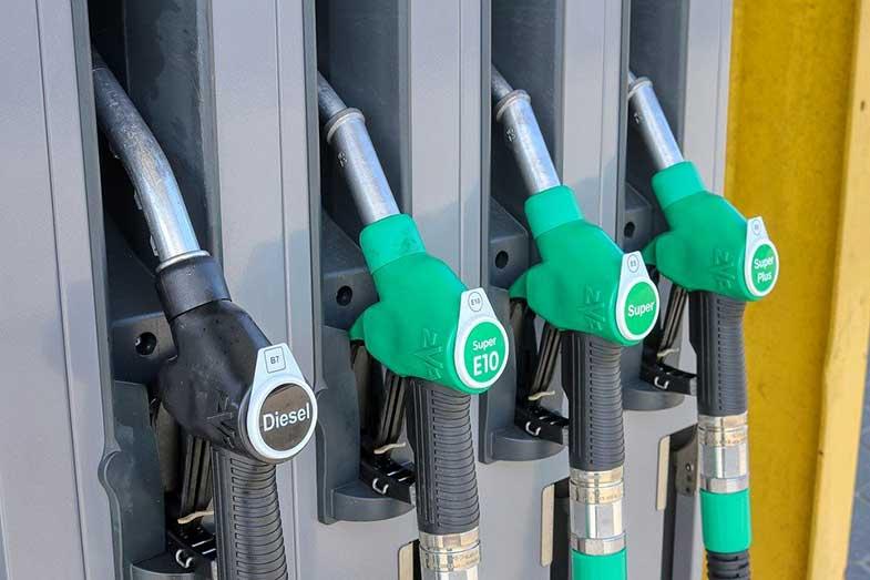 Diesel Fuel Station