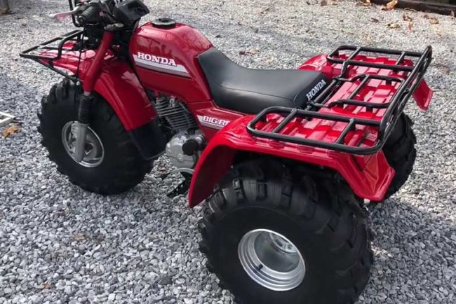 Honda Big Red 3 Wheeler: Complete Review and Specs