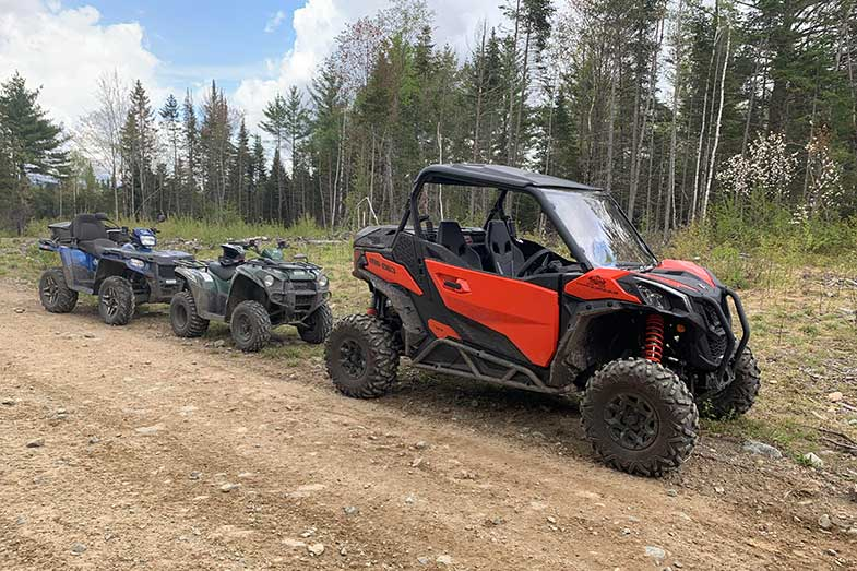 New Hampshire ATV Trail