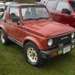 1987 Suzuki Samurai Specs and Review