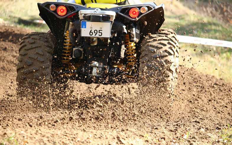 ATV Quad Mud Off-Road