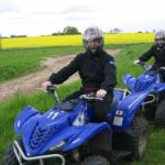 Yamaha Wolverine 350 4x4 - Review and Specs