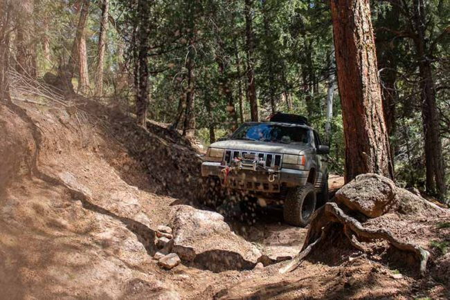 12 Best Off Road Trails Colorado Springs