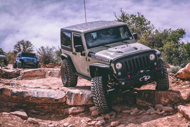 What's the Difference Between Rubicon and Wrangler?