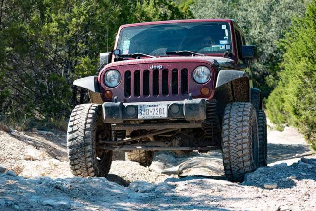 16 Best Off Road Houston Parks and Trails