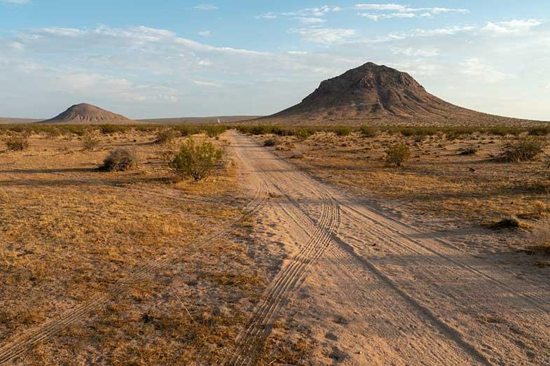 Mojave Road California