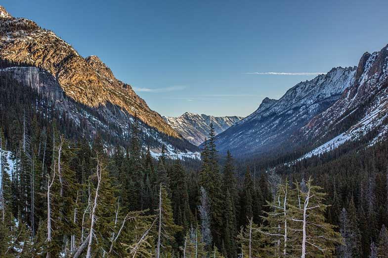 North Cascades Winthrop USA