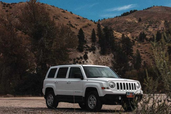 Jeep Patriot Off Road Capability (Full Review)