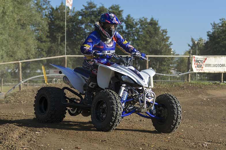 Yamaha Quad Sport