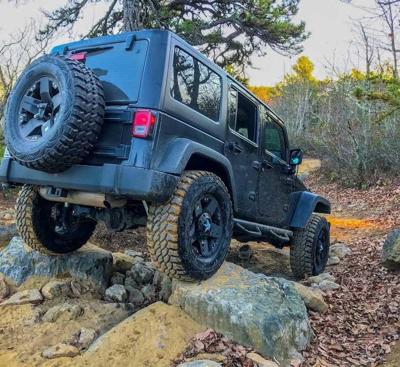 Big Levels Blue Ridge Trail Virginia
