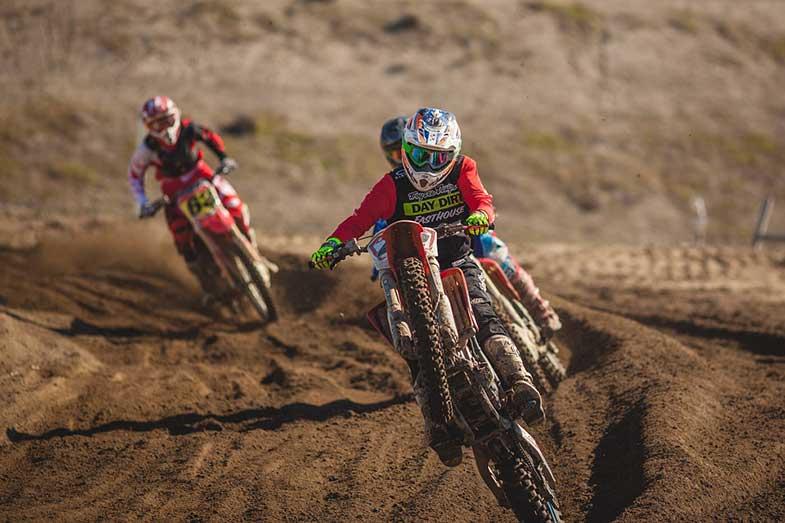 Dirt Bike Racing Motocross