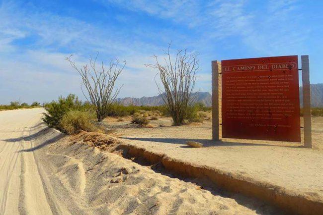 El Camino Del Diablo: Devil's Highway Off-Road Guide