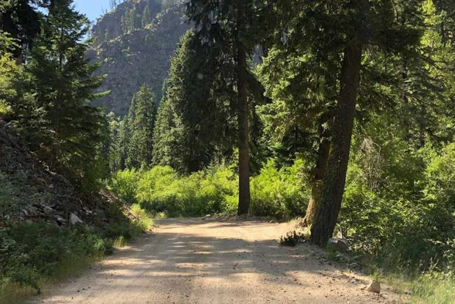 Magruder Corridor OHV Road Guide: Montana & Idaho
