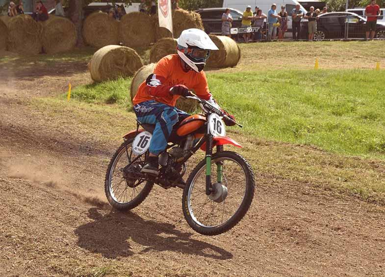 Motocross Park Dirt Bike Track Race