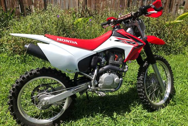 Honda 230 Dirt Bike Specs and Review
