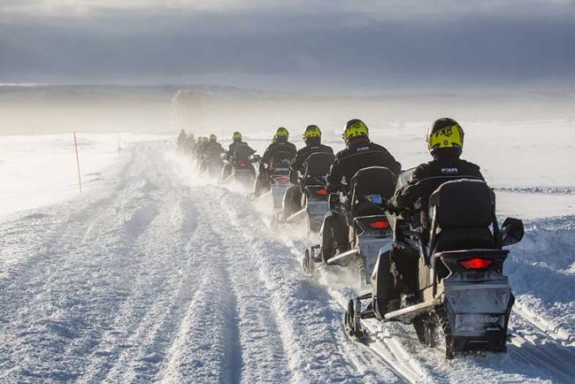 16 Best Michigan Snowmobile Trails