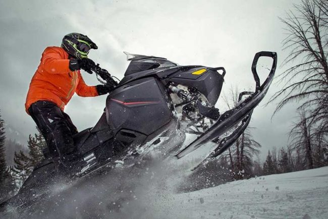 Snowmobiling in Colorado: 18 Best Trails