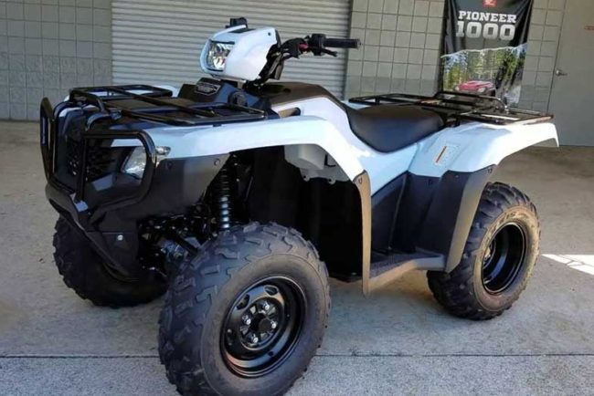 Honda Foreman 500 Specs and Review