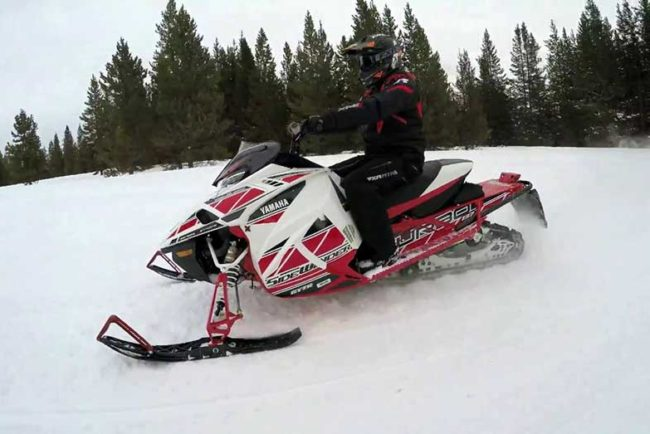 Yamaha Sidewinder Top Speed, Specs, and Review