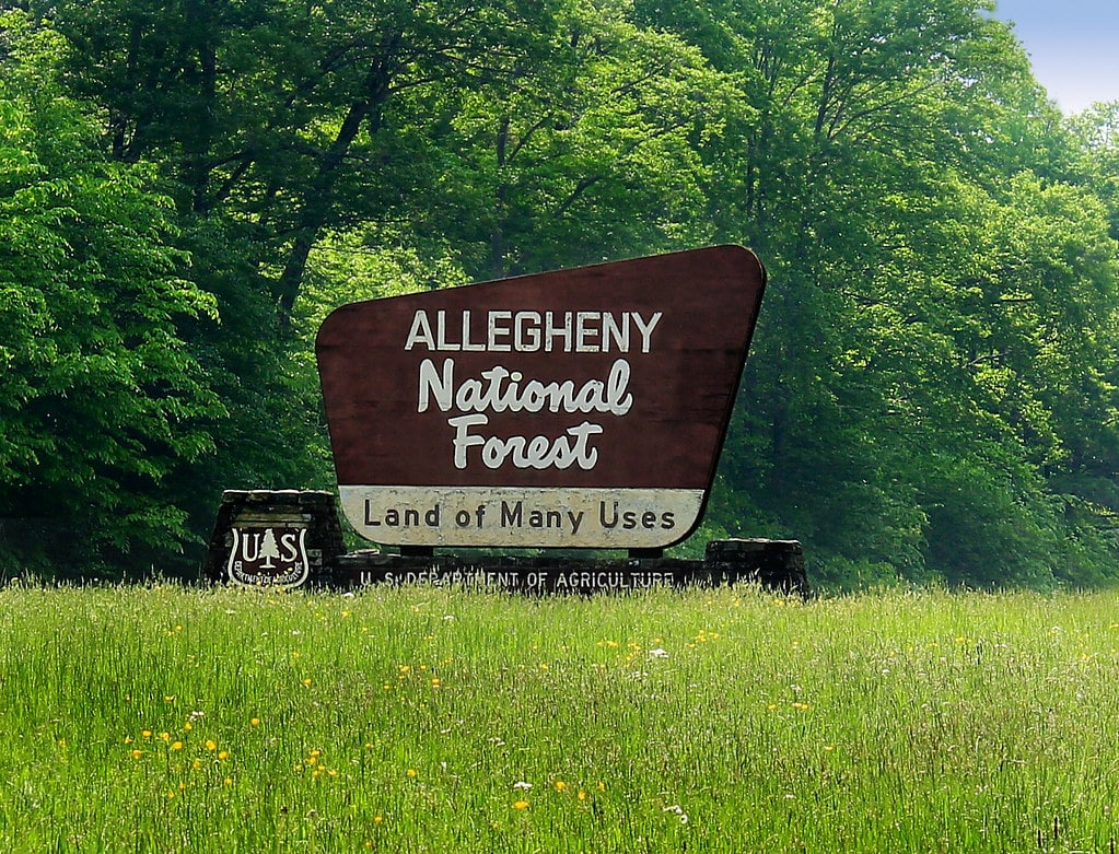 Allegheny National Forest - Land of Many Uses