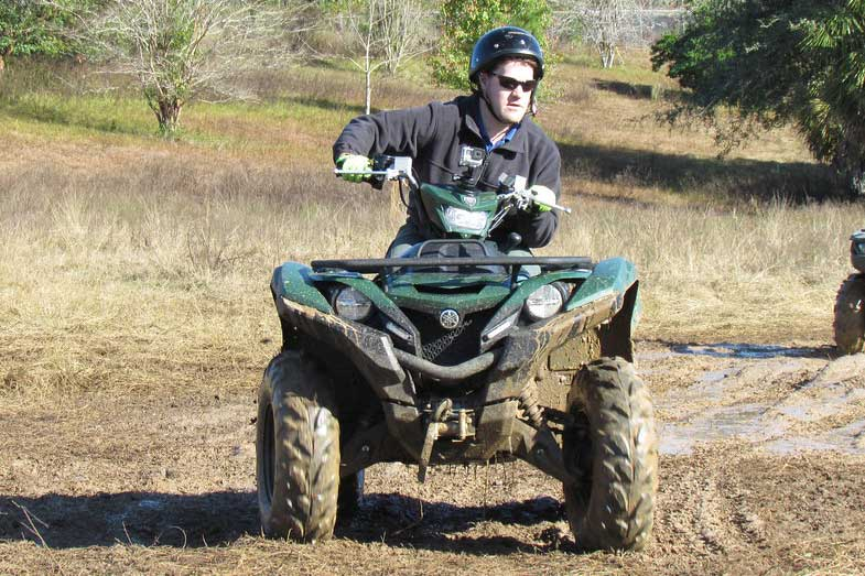 ATV Riding in Florida