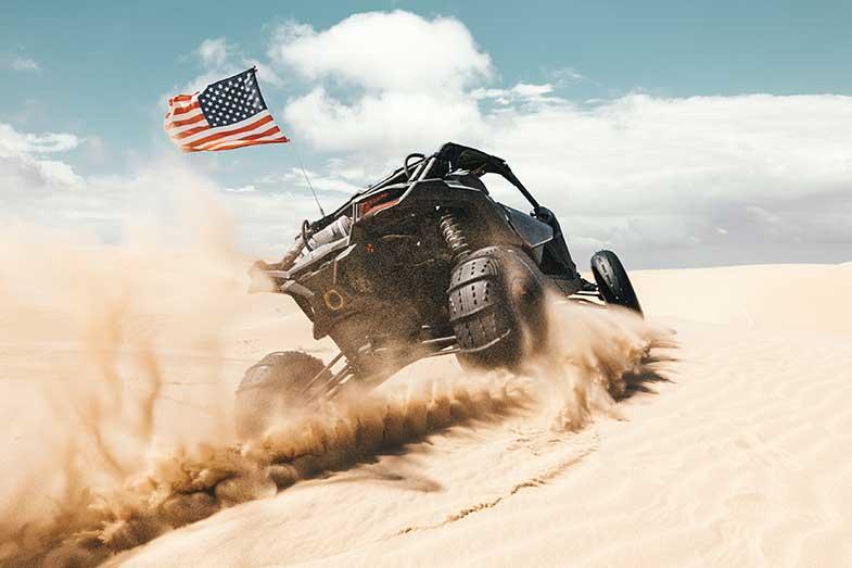 Dune Buggy American Desert