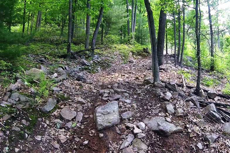 East Kettle ATV Trail in PA
