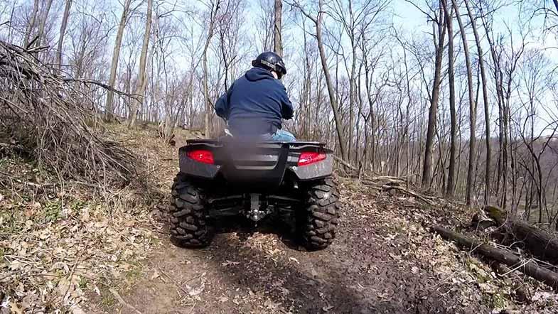 Hansen Hollows Iowa Trail