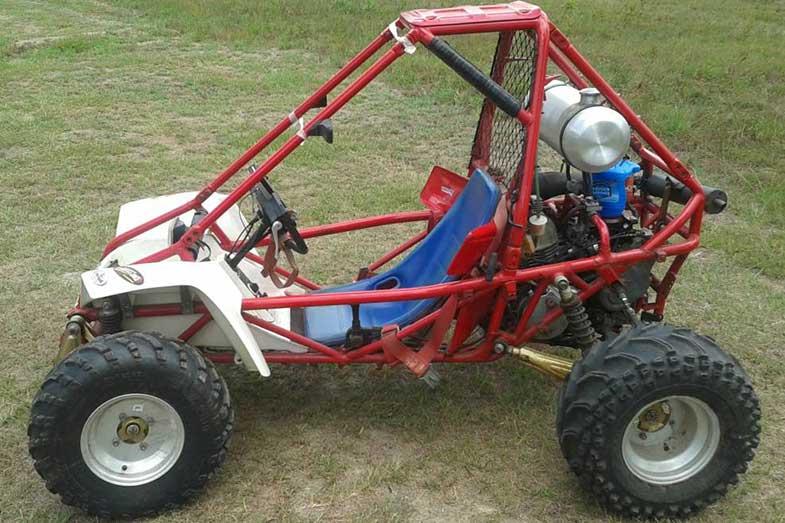 Honda Odyssey ATV FL350
