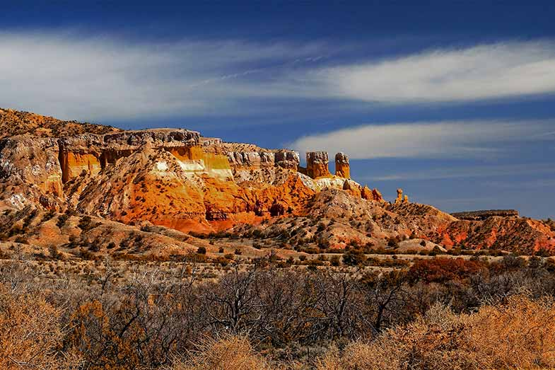 New Mexico Mountains