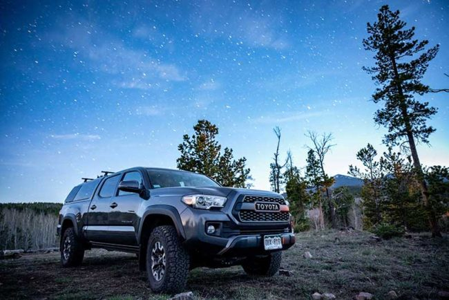 20 Best Colorado Off Road Trails