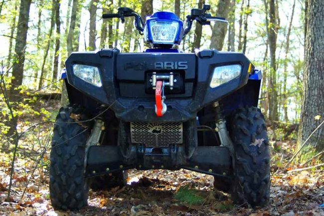 Polaris Sportsman 500 Dies When Accelerating: Fix