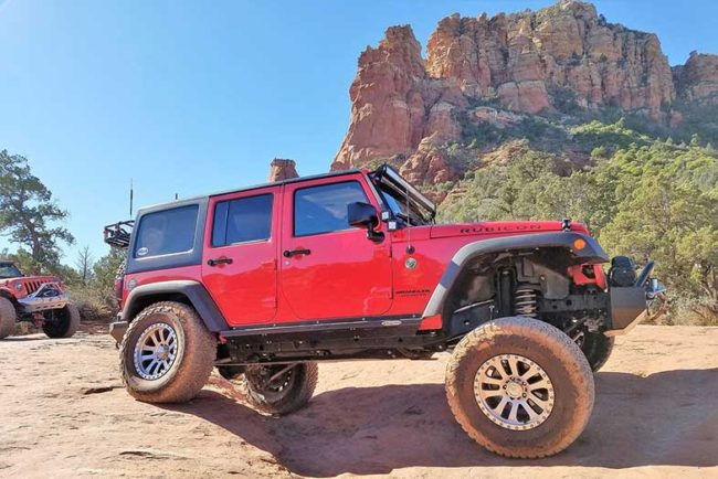 16 Best Arizona Off Road Trails