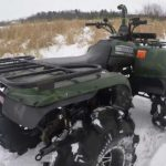 Yamaha Big Bear 400 4x4: Specs and Review