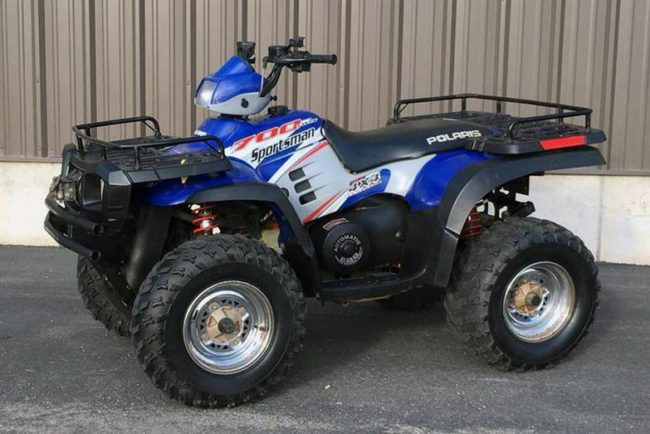 2004 Polaris Sportsman 700 Specs and Review