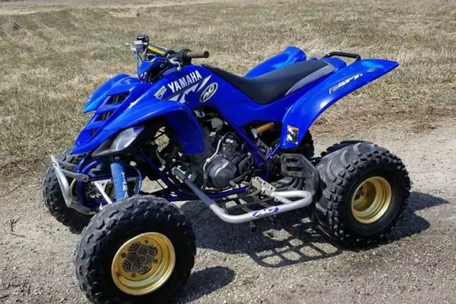 Yamaha Raptor 660 Specs and Review