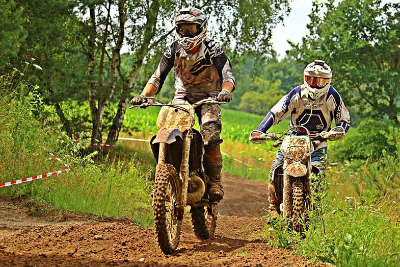 Dirt Bike Trails MX