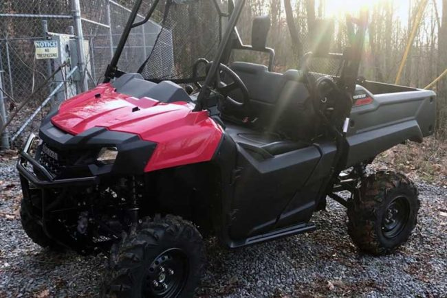 Honda Pioneer 700 Problems and Reviews