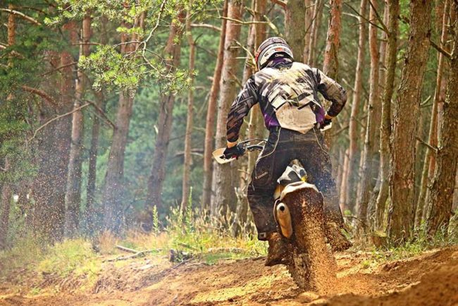 12 Best Dirt Bike Trails in Georgia